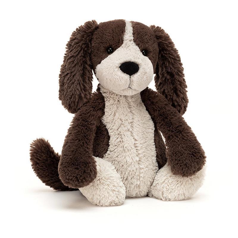 Bashful Fudge Puppy - Medium