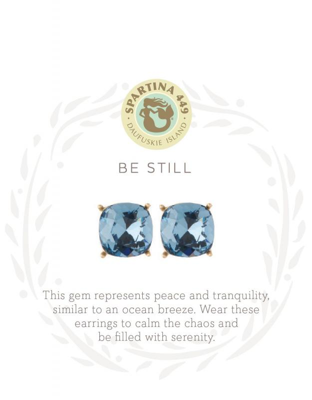 Spartina 449 Stud Earrings - Be Still
