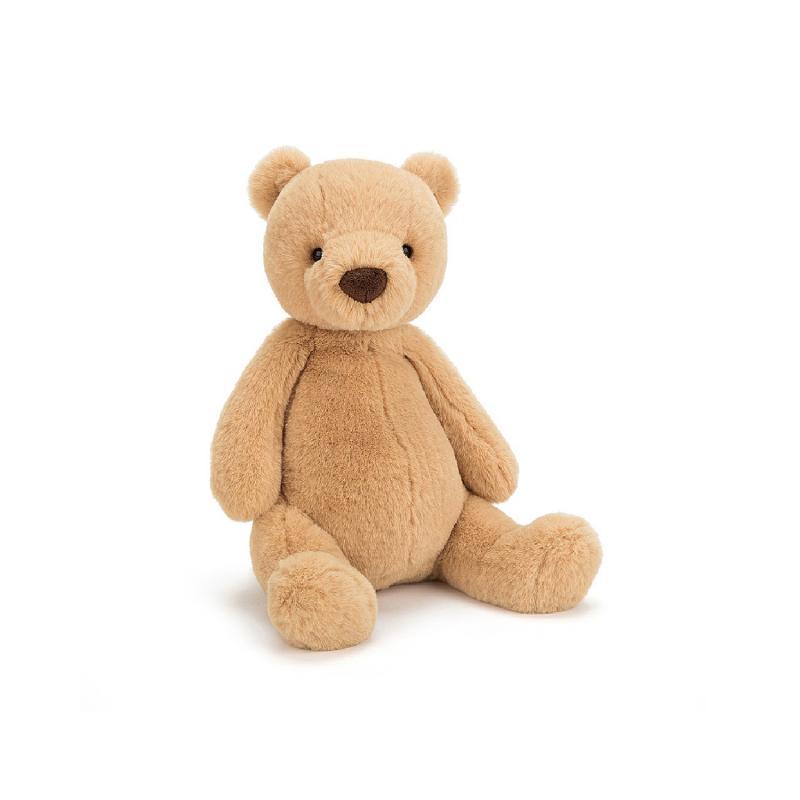 Puffles Bear Stuffed Animal