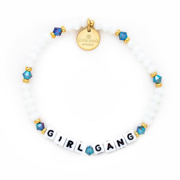 Little Words Project Bracelet - Girl Gang