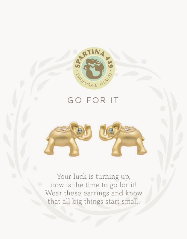 Spartina 449 Stud Earrings - Go For It