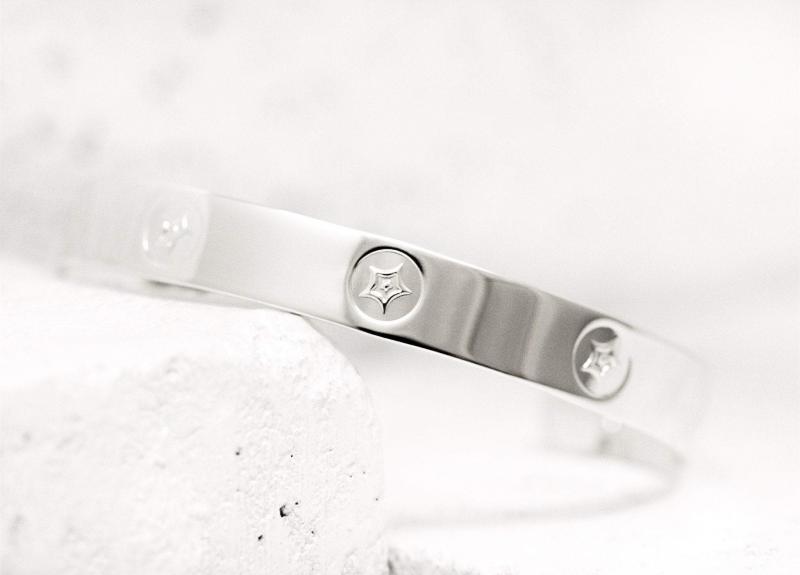 Pieces of Me Cuff Bracelet - Passionate