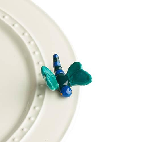 Nora Fleming Mini: Dreamy Dragonfly