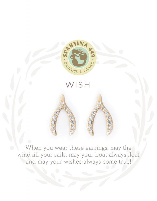 Spartina 449 Stud Earrings - Wish