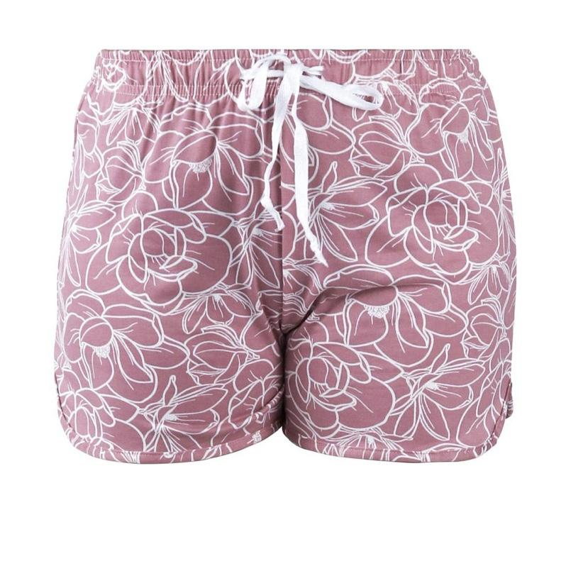 Hello Mello Lounge Shorts - Breakfast In Bed