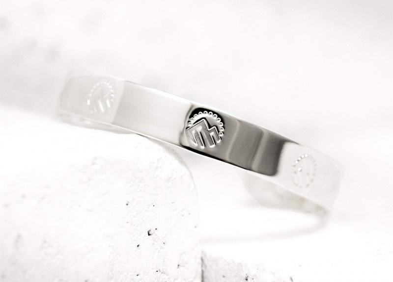 Pieces of Me Cuff Bracelet - Adventurous