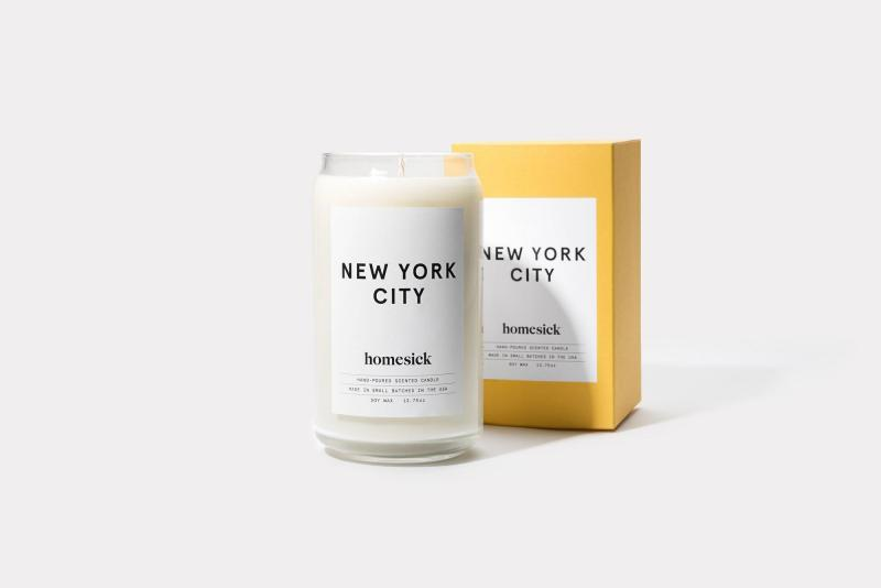 Homesick Candle - New York City