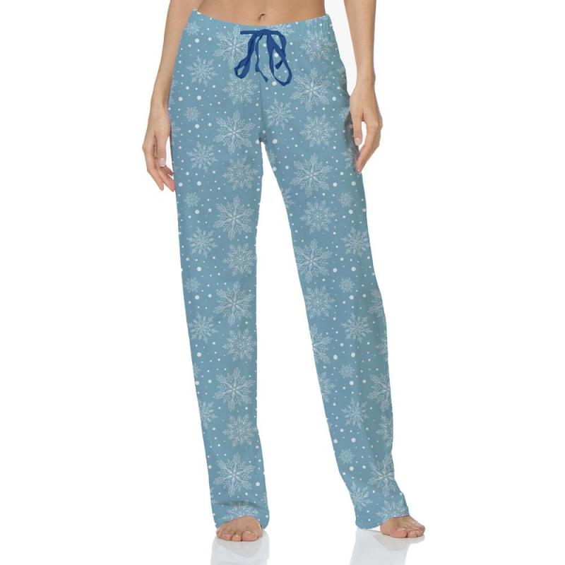 Hello Mello Pajama Pants - Snow Cute