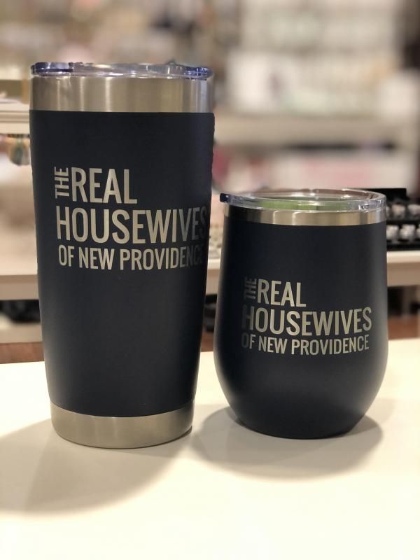 Real Houswives of New Providence - 16/12 oz Tumbler Navy
