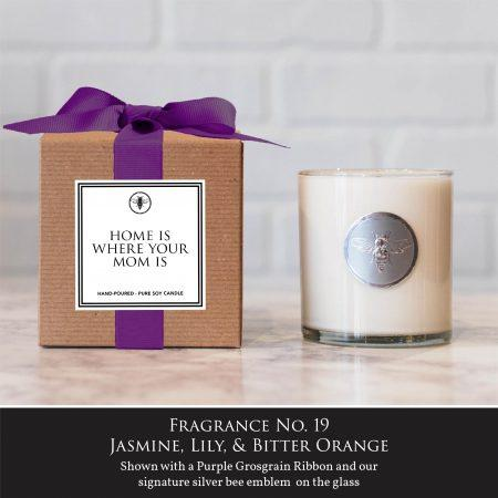 Home is Where Your Mom is Ella B. Candle