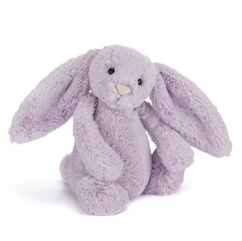 Bashful Hyacinth Bunny - Small