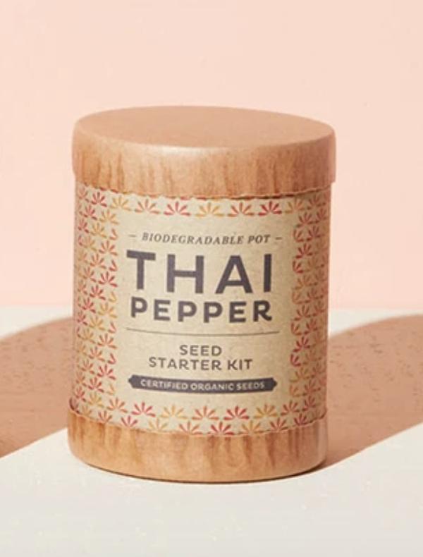 Thai Pepper Seed Starter Kit