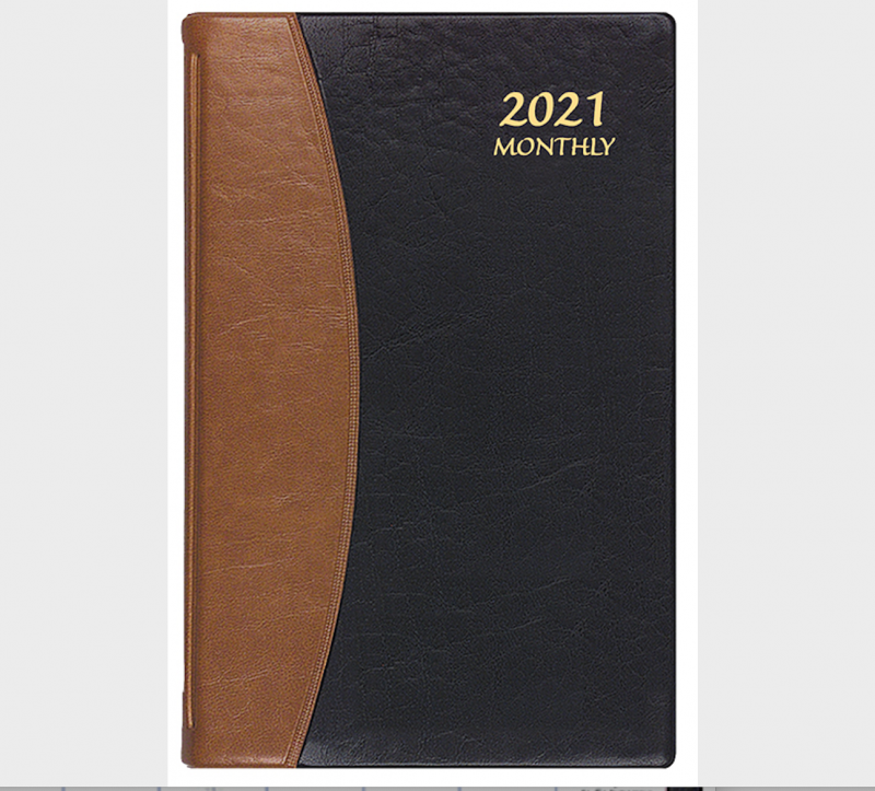 Payne Publishers Carriage Monthly Planner - 8.5 x 5.5