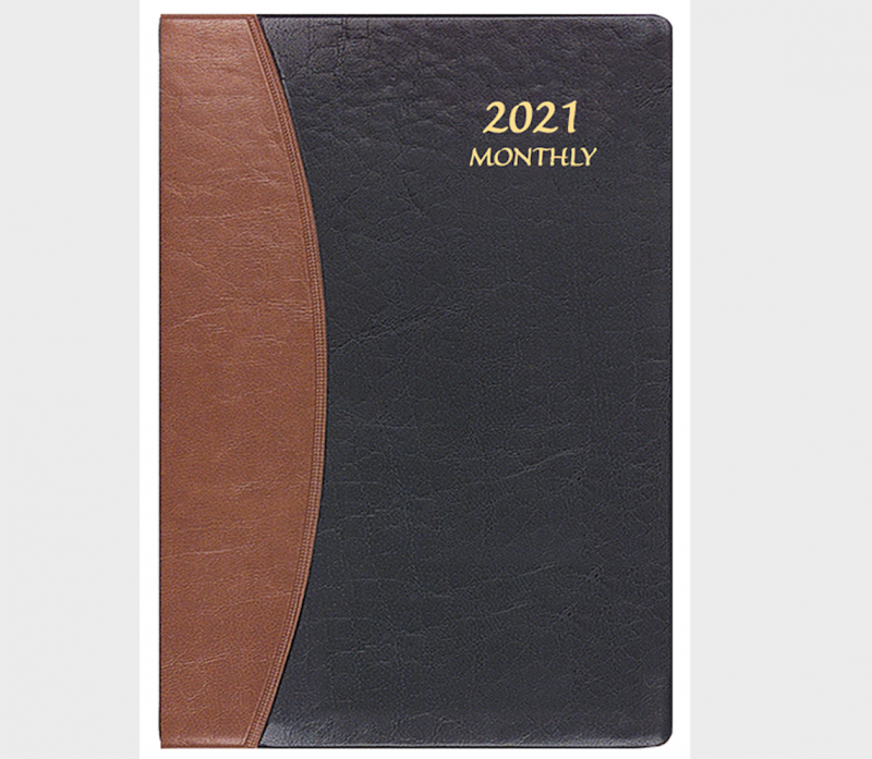 Payne Publishers Carriage Monthly Planner - 7 x 10