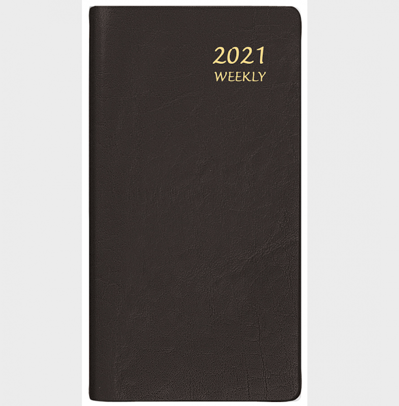 Payne Publishers Continental Weekly Pocket Planner - 3.5 x 6.5