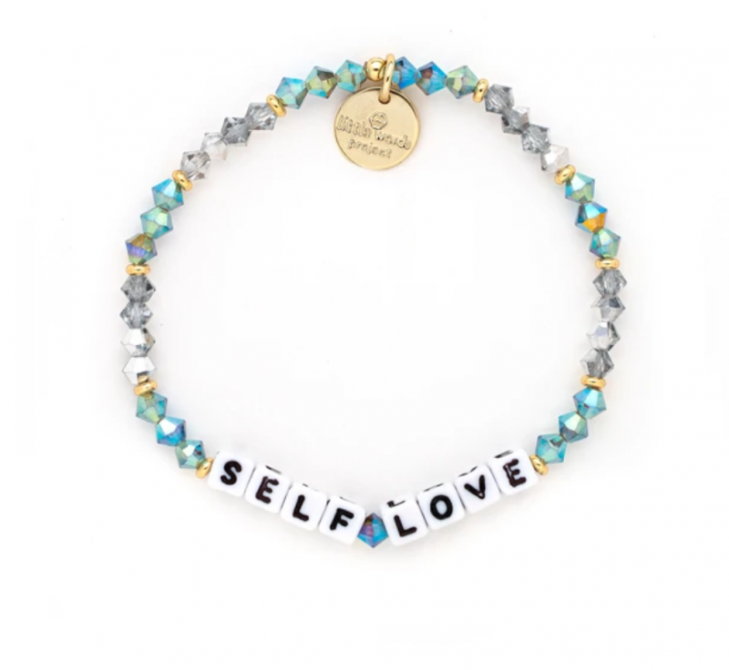 Little Words Project Bracelet - Self Love (Twinkle)