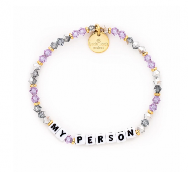 Little Words Project Bracelet - My Person
