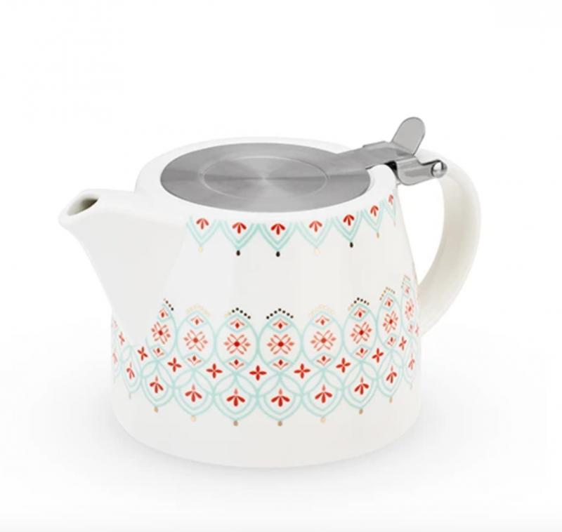 Teapot & Infuser - Harper Arabesque