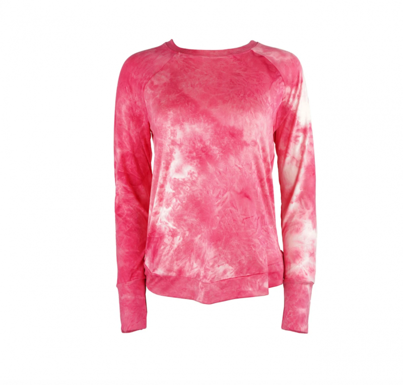 Dyes The Limit Lounge Shirt - Pink