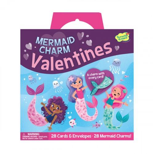 Mermaid Charm Valentine