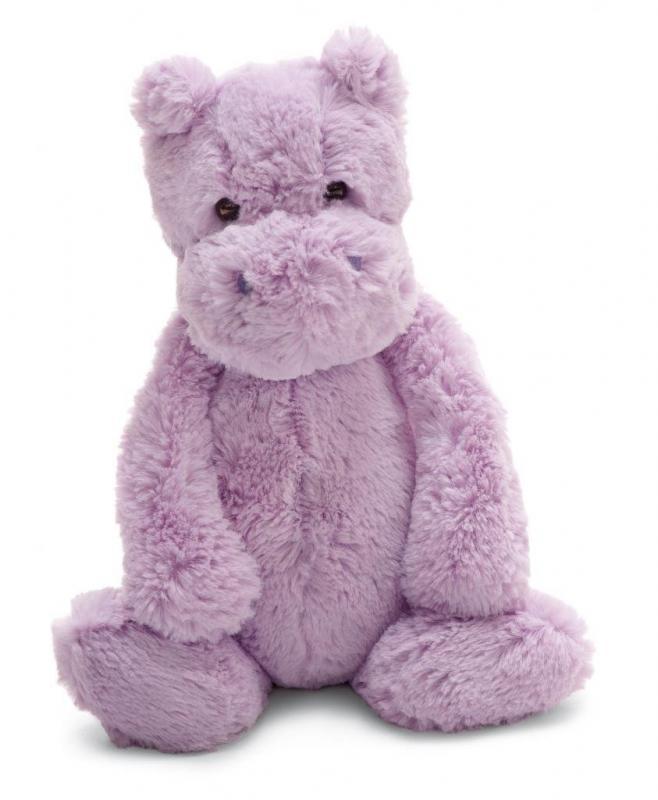 Lilac Bashful Hippo - Medium
