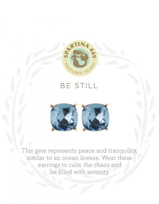 Be Still Earrings