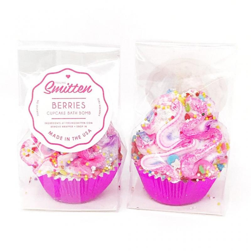 Mini Cupcake Bath Bomb