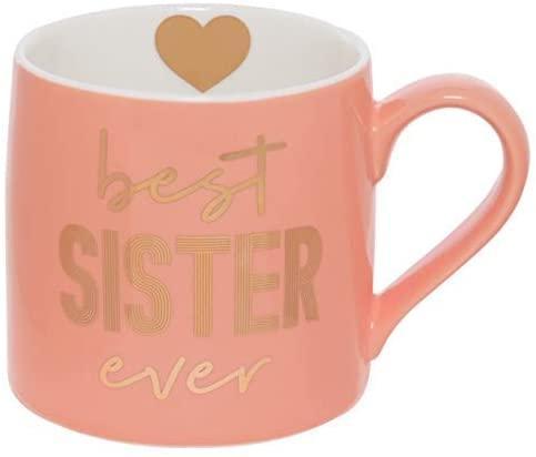 Best Sister Ever Jumbo Mug