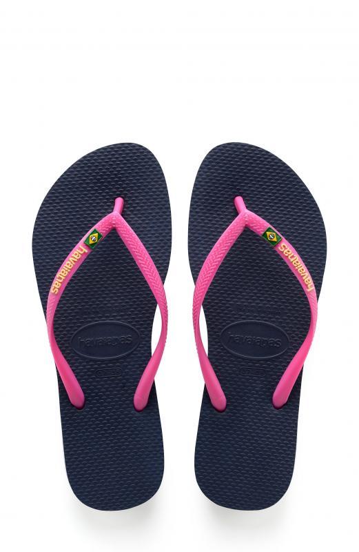 Havaianas Women's Slim Brazil Flip Flop Sandal