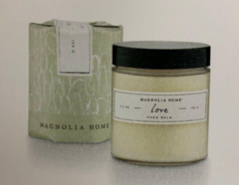 Magnolia Home Hand Balm - Love