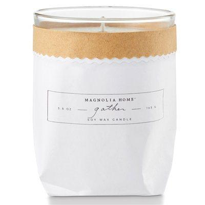 Magnolia Home Soy Wax Candle - Gather