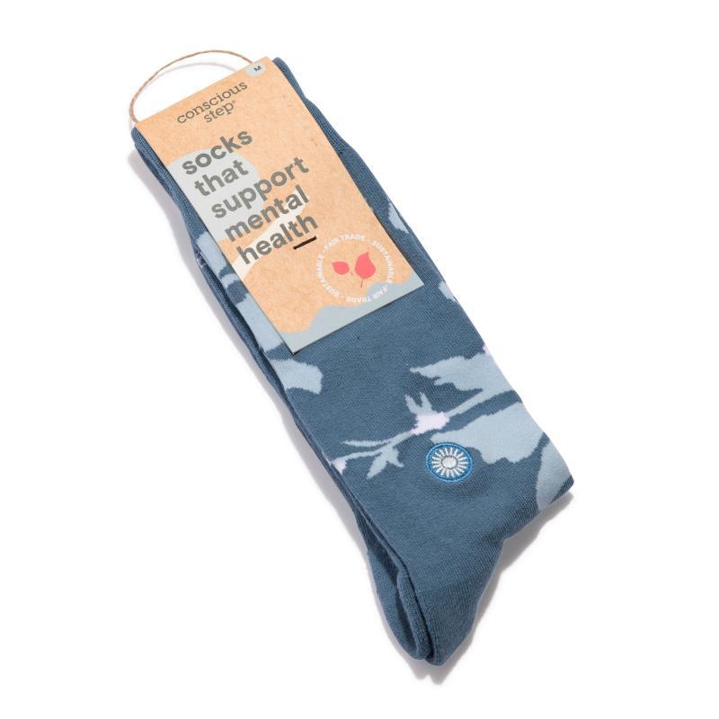 Socks That Support Mental Health