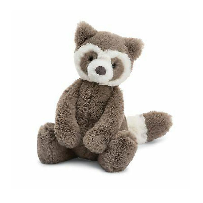 Bashful Racoon - Medium