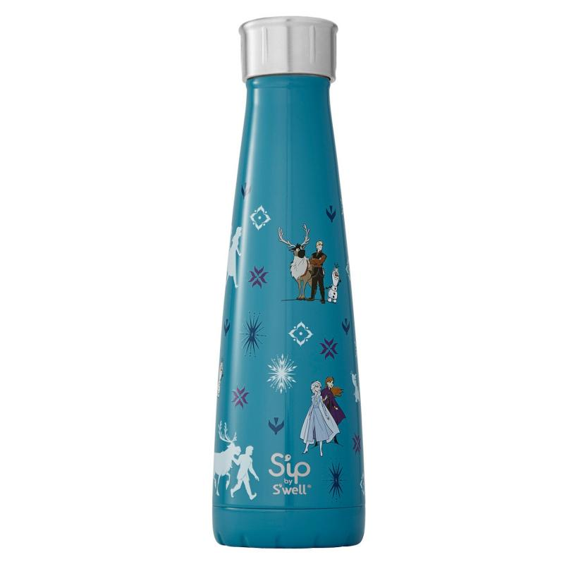 S'well Disney Frozen 2 Frozen Adventure Bottle, 15 Oz.