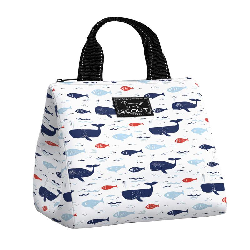 SCOUT Bags Lunch Box Eloise All Is Whale