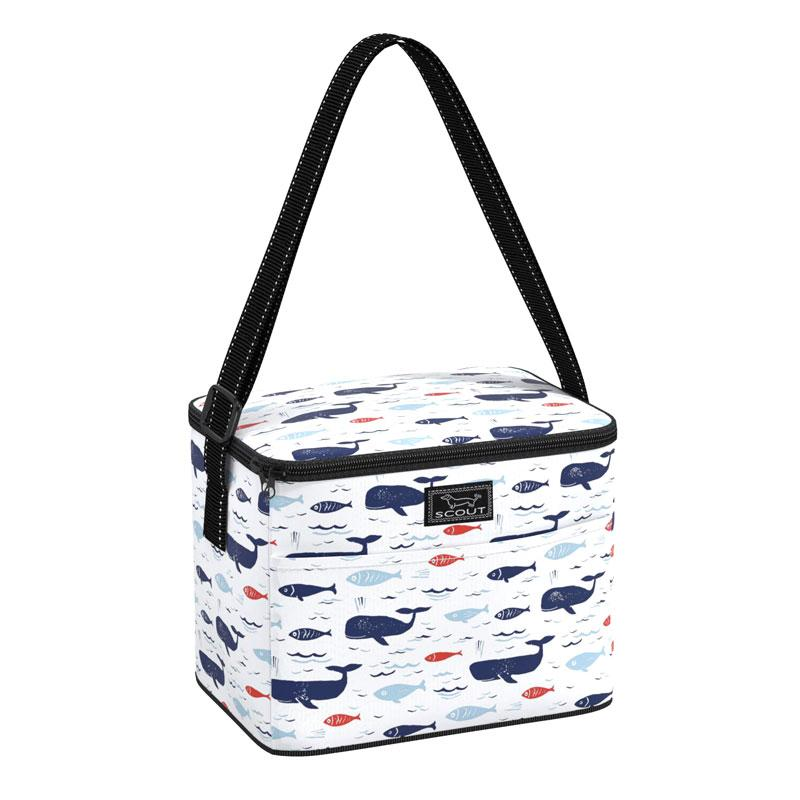 SCOUT Bags Lunch Box Ferris Cooler All Is Whale