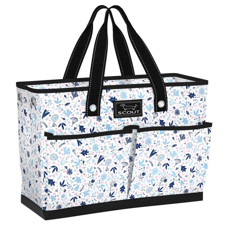 SCOUT Bags Pocket Tote Bag the BJ Bag Botany Spears