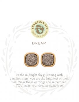 Spartina 449 Stud Earrings - Dream