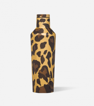 Luxe Leopard Canteen, 16 Oz.
