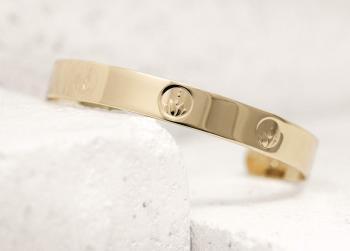 Pieces of Me Cuff Bracelet - Honest