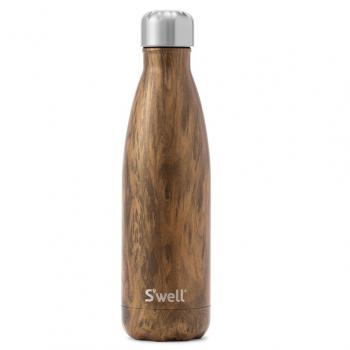 S'well Insulated Bottle - Teakwood