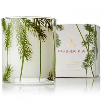 Thymes Frasier Fir Pine Needle Medium Candle