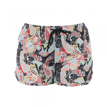 Hello Mello Pajama Shorts - Midnight Paisley