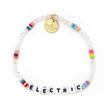Little Words Project Bracelet - Electric