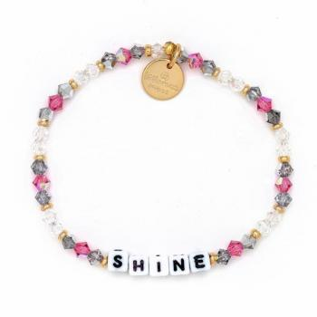 Little Words Project Bracelet - Shine