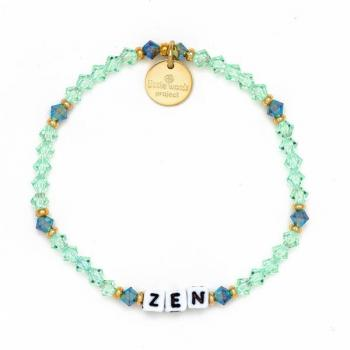 Little Words Project Bracelet - Zen