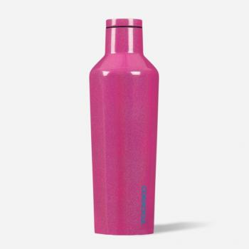 Corkcicle Canteen Pink Dazzle 16 oz