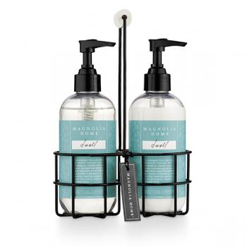Magnolia Home Hand Soap and Lotion Set - Dwell