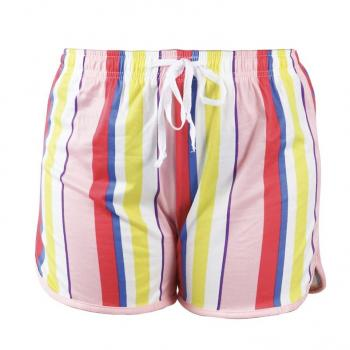 Hello Mello Lounge Shorts - Strawberry Mimosa