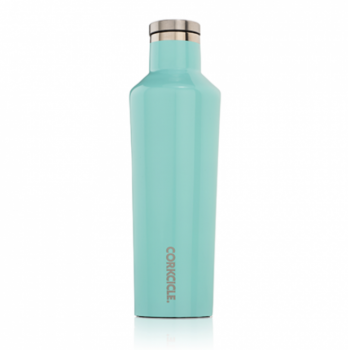 Corkcicle Canteen Turquoise 9/16/25 oz